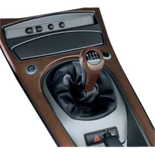 Bmw Z4 Coupe Review Top Gear: Knobs: BMW Wood And Leather Gear Shift Knob Wood / Black
