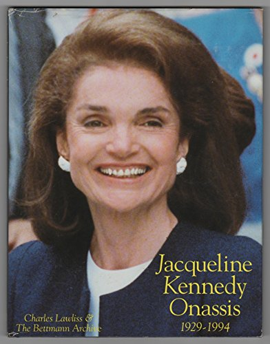 Jacqueline Kennedy Onassis 1929-1994, Lawliss, Charles