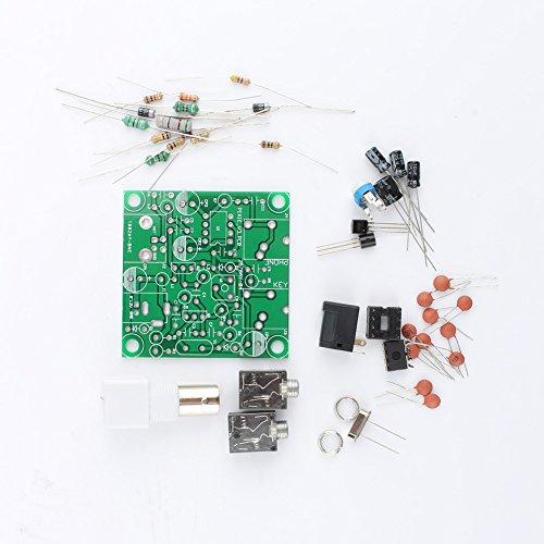 Yosoo DIY Radio 40M CW Shortwave Transmitter QRP Pixie Kit Receiver 7.023-7.026MHz (Crystal Radio Kit compare prices)