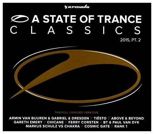 Armin Van Buuren - Cosmic Gate / Armin Van Buuren / Chicane: A State Of Trance Classics 2015, Pt. 2 [4cd] By Cosmic Gate - Zortam Music