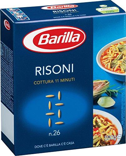 バリラ リゾーニ 500g