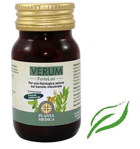 ABOCA - PLANTA MEDICA - VERUM FORTELAX 80 COMPRESSE