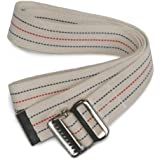 Gait-Transfer Belt with Metal Buckle 60""