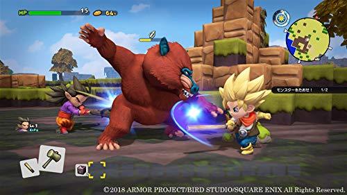 ドラゴンクエストビルダーズ2 破壊神シドーとからっぽの島 のレシピを先行入手できるダウンロードコード 同梱 - PS4 ゲーム画面スクリーンショット6
