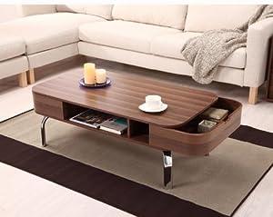 Lawson Modern 2 Drawer Coffee Table