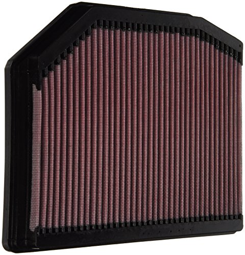 K&N 33-2372 High Performance Replacement Air Filter