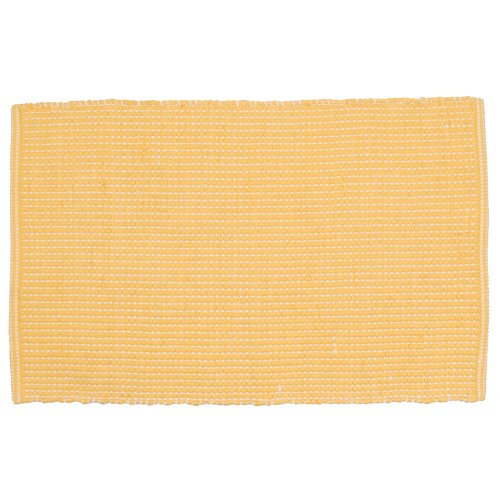 Now Designs Nova Kitchen Mat, Lemon