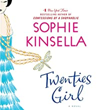 Twenties Girl Audiobook by Sophie Kinsella Narrated by Rosalyn Landor