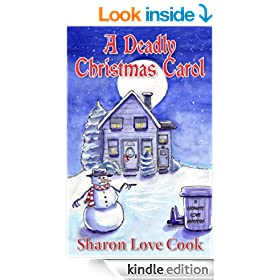 A Deadly Christmas Carol (A Granite Cove Mystery Book 2)