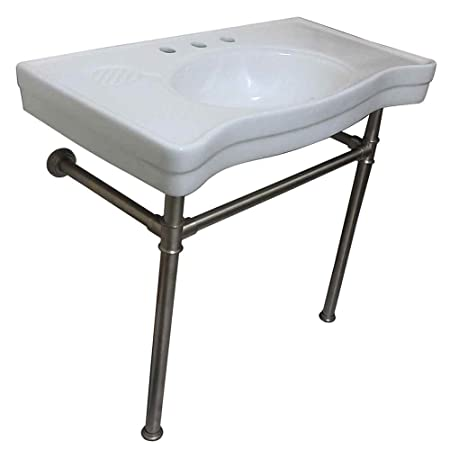 Vitreous Basin in White