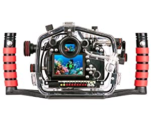 Ikelite 6870.70 Underwater Camera Housing for Canon 70D DSLR Cameras