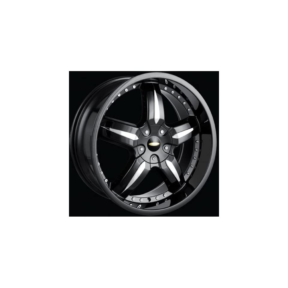 SYNC 18 BLACK WHEEL AUDI BMW CADILLAC HONDA RIDGELINE MERCEDES PONTIAC GTO VW JETTA *Picture is to show the style of the wheel only. Color may be different according to title.