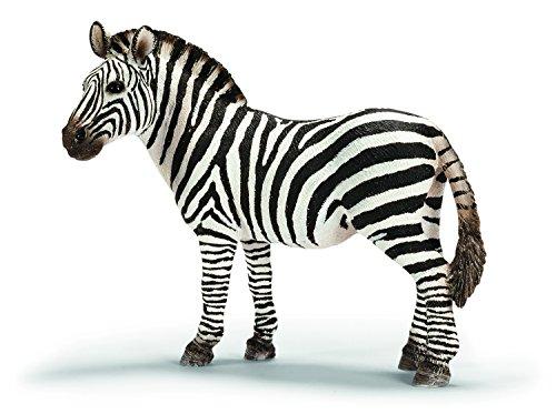 Schleich Female Zebra