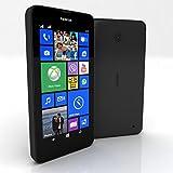Nokia Lumia 630 Dual SIM (simフリー, 8GB,Black,並行輸入品)