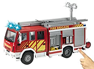 Dickie Toys Dickie Toys International Iveco Fire Engine , 12""