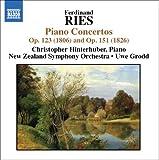 リース:ピアノ協奏曲集 Vol.1