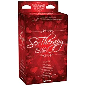 Pipedream Products Sex Therapy Kit For Lovers, Multi