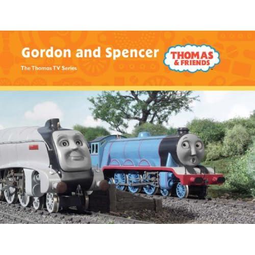 Gordon and Spencer (Thomas & Friends Series): W. Awdry