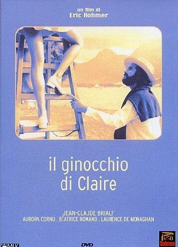 Il Ginocchio Di Claire [Italia] [DVD]