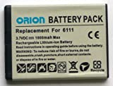 EMARTBUY HIGH POWER NOKIA 2630, 2760, 6111, 7370, 7373, 7500 Prism, N76 1000 mAh COMPATIBLE BATTERY