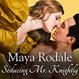 img - for Seducing Mr. Knightly: Writing Girls, Book 4 book / textbook / text book