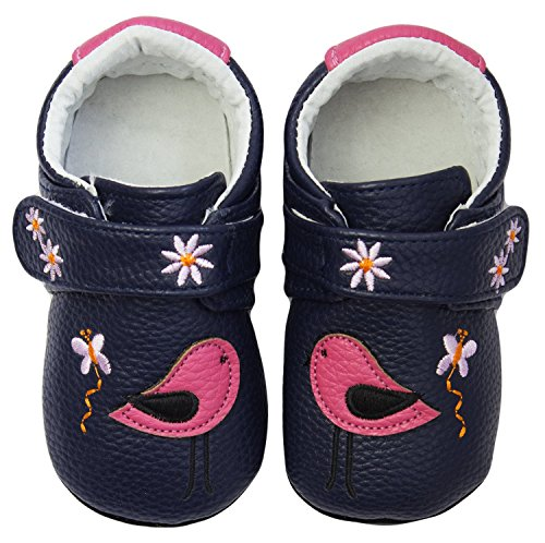Rose & Chocolat - Rcm  Sweet Birdy Navy, Sneakers per bimbi, blu (navy), 19