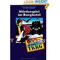 TKKG - Mörderspiel im Burghotel: Band 78