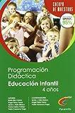 Programacióndidácticayunidaddidácticadeeducacióninfantil2ºciclo(4años) (Cuerpo De Maestros)