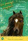Les poneys magiques, Tome 8 : En colonie de vacances