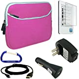 Gizmo Dorks Touring Bundle (Pink) for the Kobo eReader