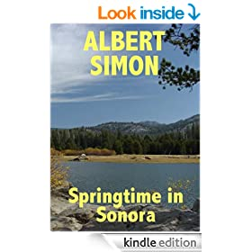 Springtime in Sonora (Henry Wright Mystery Book 2)