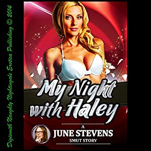 My Night with Haley Audiobook