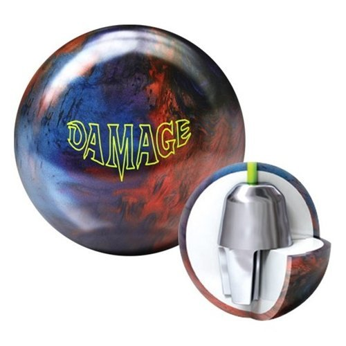 Buy Brunswick Damage Bowling Ball B004B1AB80