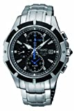 Seiko Coutura Alarm Chronograph Stainless Steel Men's watch #SNAF11