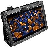 mumbi Tasche im Bookstyle für Amazon Kindle Fire HDX 8.9 Tasche mit drehbarem flexiblem Ständer