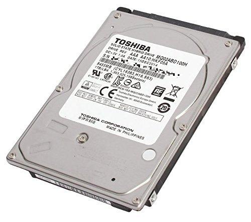 【TOSHIBA】 キャッシュ用NAND型フラッシュメモリ搭載! 東芝 SATA 6Gb対応 9.5mm厚 2.5インチ 1TB ハイブリッドドライブ MQ02ABD100H