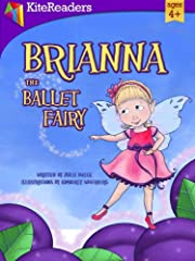 Brianna the Ballet Fairy (KiteReaders Fairy Series)