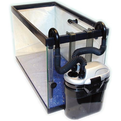 TOM Aquarium Rapids Mini Canister hang-on-the-tank C-80, 80gph