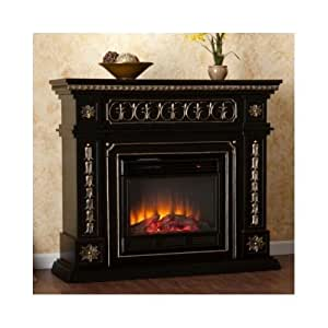 electric fireplace with shelving would be. Black Bedroom Furniture Sets. Home Design Ideas