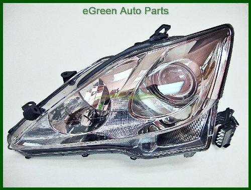 -Chrome 2014 Mercedes-Benz SPRINTER Post mount spotlight 6 inch Passenger side WITH install kit 100W Halogen