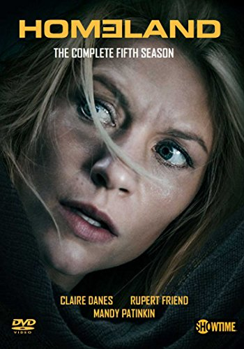 homeland - stagione 5 (4 dvd) box set