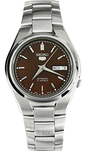 seiko-herren-armbanduhr-man-snk605k1-analog-automatik