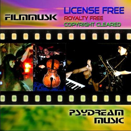 Psydream license royalty copyright free indie score Gemafreie Filmmusik