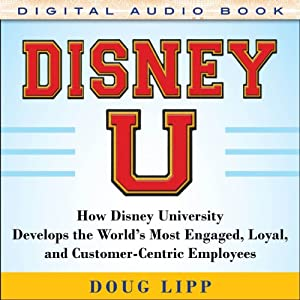 Disney U Audiobook