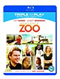 We Bought a Zoo - Triple Play (Blu-ray + DVD + Digital Copy) [Region Free]