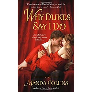 Why Dukes Say I Do by Manda Collins