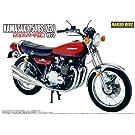 1/12 ネイキッドバイク No.81 カワサキ 750RS (Z2) カスタムパーツ付き