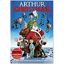Arthur Christmas (+UltraViolet Digital Copy)