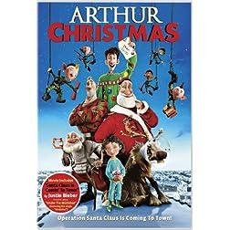 Arthur Christmas (+UltraViolet Digital Copy)
