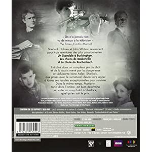 Sherlock - Saison 2 [Blu-ray]